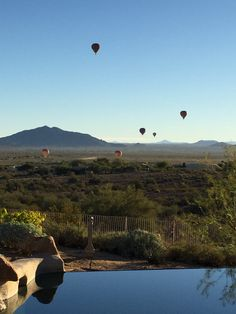 Up, up, and away… In my beautiful balloon…