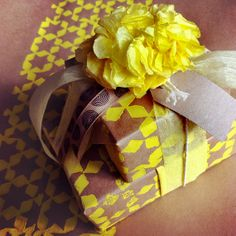 Compliment Wrap by aTISHdesign on Etsy, $13.00 US