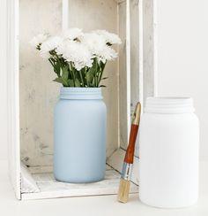 Kreidefarbe (Chalk Paint) selber machen ~ DIY