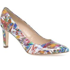 Peter Kaiser Multi-coloured 'Otilie' womens dress court shoes- at Debenhams.com