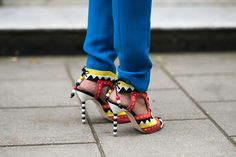 african theme shoes