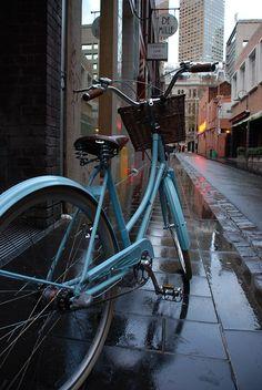 Vintage Bikes by Papillionaire