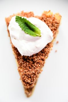 Sometimes, there is nothing betterthan a slice of pie. To be exact: there is nothing betterthan a crumbly, cinnamon-spiced, sweet, layered, streusel-sprinkled piece of apple pie. Why? Because it ...