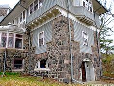 NEW PHOTOS OF THE HUTCHINSON HOUSE IN YPSILANTI, MICHIGAN