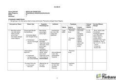 Download Silabus Kurikulum 2013 PKn Kelas 6 SD / MI Terbaru Microsoft Excel, Microsoft Office, Pdf, Study, Education, Words, Offices, Desktop, Geek