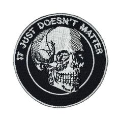 Image of Matter Patch