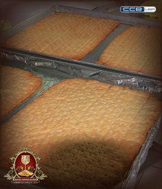 Proceso de Elaboración del Pan para la Santa Cena.   #LLDM #SantaCena2013 #CCBUSA #LLDMUSA