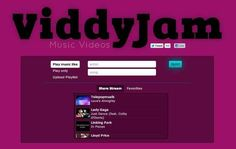 ViddyJam | 33 Amazingly Useful Websites You Never Knew Existed