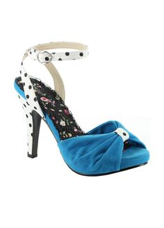 Bettie Page Shoes Eleanor