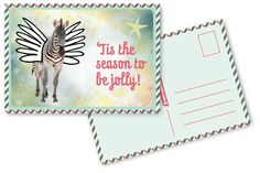 *New* Christmas Postcards, now online, check them out! www.suusontwerpt.nl (Dutch webshop, send an email to order)