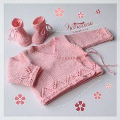chaussettes au crochet rose, n, robe d'ete extensible vert et - 77591 Bébé Mode Bébé disponibles - ALittleMarket