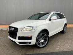 Audi Q7 3.0 TDI Quattro ° 2x S Line Plus ° Full ° Pano. ° 21 » 2007 Transmission ////// Boîte automatique Carburant ////// Diesel Kilométrage ////// 78 000 km Puissance ////// (232 Ch ) Cylindrée ////// 2 967 ccm PAYABLE COMPTANT D'UN COUP #OU EN FACILITÉ POUR LA FACILITÉ DE PAIEMENT ==> APPORT 10%… Audi Q7, Transmission, Diesel, 21st, Automatic Transmission