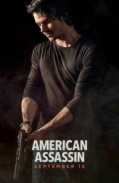 Dylan O'Brien as Mitch Rapp💗💗💗 - the American Assassine