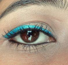 Revlon Color Stay Liquid Liner in blue twinkle