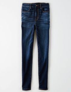 Shop Highest Waist Jeggings at American Eagle to find your favorite fit. Browse high-waisted jeggings in new washes, designs and details today. Cute Ripped Jeans Outfit, Ae Jeans, Curvy Jeans, Slim Jeans, Skater Jeans, High Waist Jeggings, Casual School Outfits, Kids Outfits Girls, Mens Outfitters