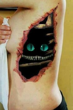 24 Insane 3D Tattoos That Will Completely Trip You Out