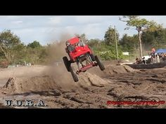 WILD N CRAZY MUD RACING!!! - YouTube