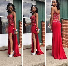 Pd10121High Quality Prom Dress,Mermaid Prom Dress,Beading Prom Dress,Two Pieces Prom Dress, Charming Prom Dress