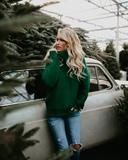 PREORDER - Evergreen Knit Sweater https://www.vicicollection.com