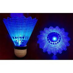 LED Shuttlecock for Playing badminton in nigh
