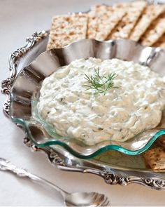 Cucumber Dip - Celebrate the Kentucky Derby in Style - Southern Lady Magazine