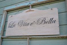 #La vita e' Bella #italia