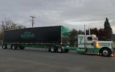 Semi Trucks, Big Trucks, Peterbilt 389, Busse, Rigs, Trailers, Vehicles, Truck, Pendants