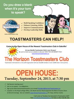 Fun Speech Contest Flyer Idea Toastmasters Pinterest