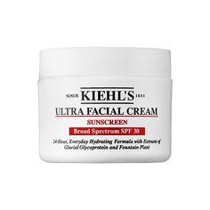 Ultra Facial Cream SPF 30 - Kiehl's Since 1851 | Sephora