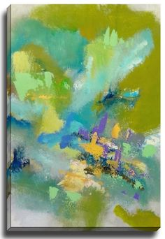 Idiots For Dummies by Susan Skelley Painting Print on Gallery Wrapped Canvas