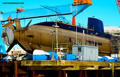 ISRAEL PREPARES: Israel is just weeks away from launching their brand-new, German-made Dolphin II-class sub called the ISS TANIN. It comes equipped to launch nuclear-tipped Cruise missiles at a range of well over a thousand miles. #Israel http://www.nowtheendbegins.com/blog/?p=32165