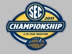 SEC Football Championship Game - Dec 3 at 4pm