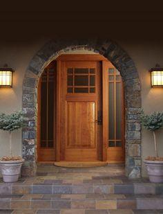 Exterior Doors Photo Gallery