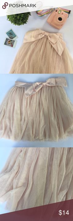 forever 21 blush pink tulle skirt tulle skirt from forever 21. size small, like new.  I am professional ballerina making some extra income. I am open to offers/negotiations on prices, just keep in mind poshmark does take 20%. I am not responsible for wrong fit/not reading the descriptions. ask questions if you aren't sure, i respond right away. thank you for shopping!  Forever 21 Skirts