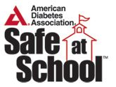 This is a picture of the Safe at School logo