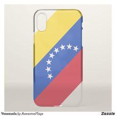 Shop Venezuela Uncommon iPhone Case created by AwesomeFlags. Venezuela Flag, Iphone Case Covers