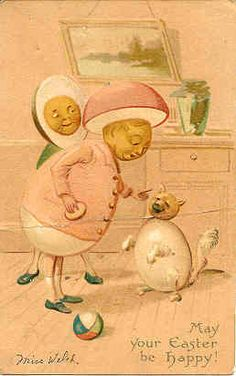 Egg-as-people just bothers me a bit.  Then add an egg-as-dog...