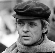 """""""Anthony Hopkins in The Girl From Petrovka. Actors Male, Tv Actors, Actors & Actresses, Doug Mcclure, American Graffiti, Diane Arbus, Sean Penn, Peter O'toole, Gary Oldman"""
