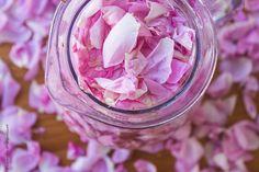 macerat aqueux de rose lavande et coquelicot