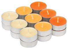 Nach Hause kommen und wohlfühlen .... mit Qualität einrichten und dekorieren Orange, Tea Lights, Candles, Environment, Objects, Home Decor Accessories, Decorating, Tea Light Candles, Candy