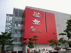 Little Red Cube, Puteri Harbour
