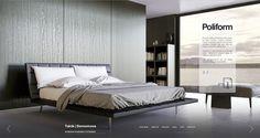 Talcik   Demovicova Onda Bed by Poliform
