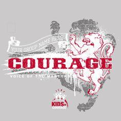 TB1328 VOM Courage