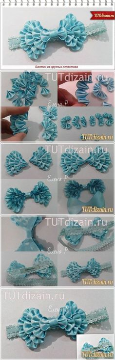 DIY Quilling Bow DIY Projects |