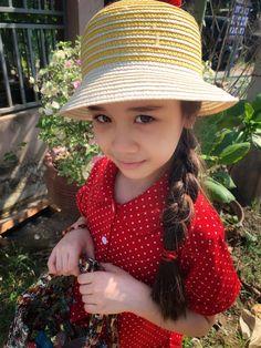 Burmese Girls, Culture, Hats, People, Photography, Beautiful, Fashion, Moda, Photograph