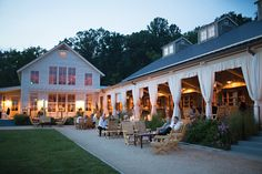 Pippin Hill Farm in Charlottesville, VA | Patricia Lyons #wedding