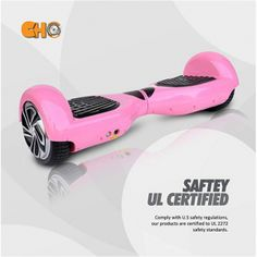 Electric Scooters for Adults, Ul 2272 Certified Smart Electric Self Balancing Scooter Hoverboard Balance 2 Wheels Portable Cool For Boys Girls, Pink Pink Girl, Boy Or Girl, Two Wheel Scooter, Homemade 3d Printer, Good And Cheap, Electric Scooter, Little Princess, Scooters, Branding