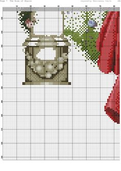 The Rose of Sharon, Cross Stitch Fairy, Cross Stitch Angels, Counted Cross Stitch Patterns, Cross Stitch Embroidery, Ribbon Embroidery, Quilting Designs, Cross Stitching, Needlework, Crochet Patterns
