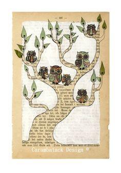 Book Art Illustration
