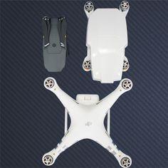 DJI Drone Body Protection Case Folding Protective Cover for DJI Phantom 3 Standard Transforms To Foldable Drone Like Big Mavic //Price: $110.81      #shopping